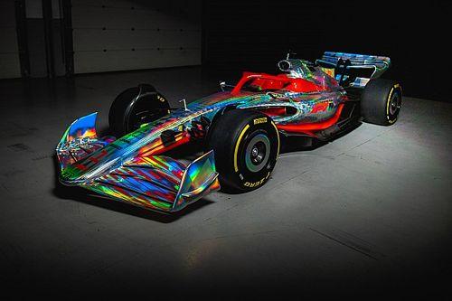 ستة أيام لاختبار سيارات 2022 الجديدة في الفورمولا واحد