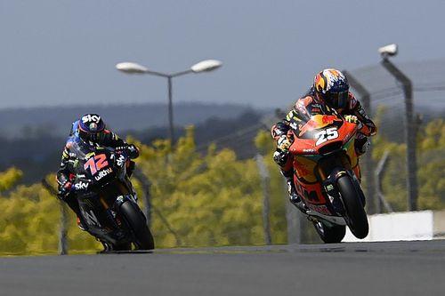 Deze talenten maken in 2022 kans op een MotoGP-zitje
