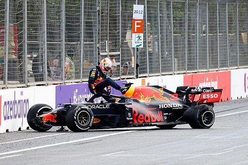 Hamilton: Pirelli not to blame for Baku tyre blowouts