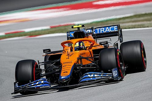 "Norris: Q1 traffic ""cost me"" later in F1 Spanish GP qualifying"
