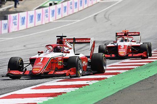 Hauger zegeviert vanaf P12 in eerste F3-sprintrace op Red Bull Ring