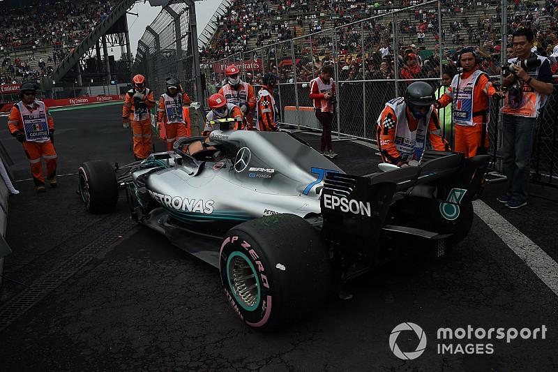 Mercedes: Hamilton engine safe from