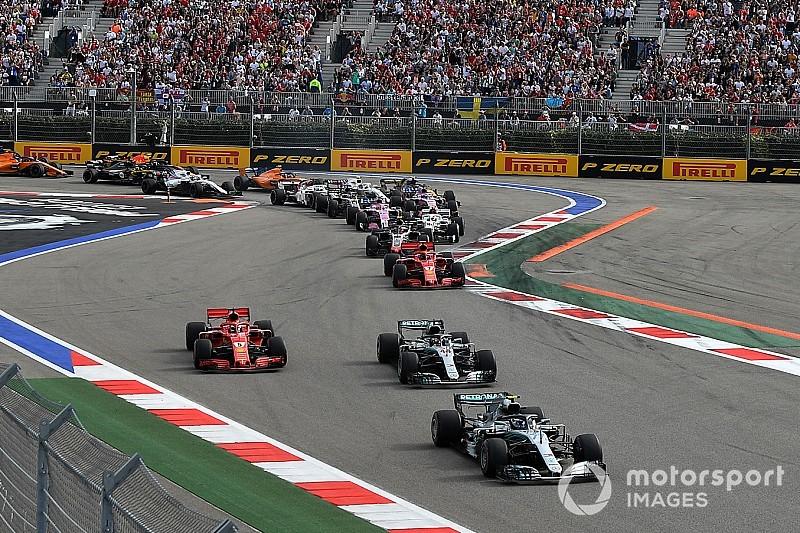Vettel dice que Hamilton y Bottas