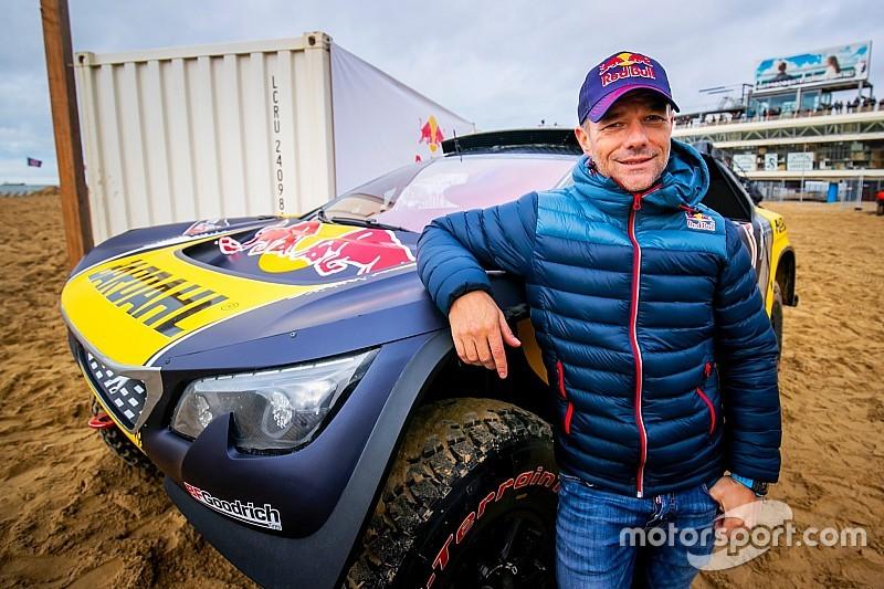 Loeb llegará al Dakar 2019 con