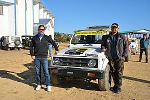 Gagan Sethi wins JK Tyre Hornbill rally in Nagaland