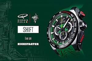 Время уходит! Примите участие в кампании Джорджо Пиолы на Kickstarter