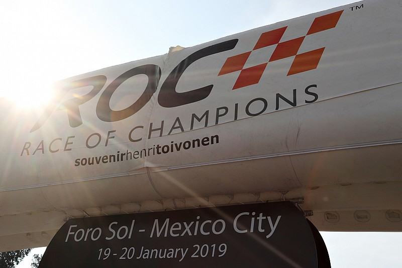 Live-Ticker: Race of Champions 2019 in Mexiko