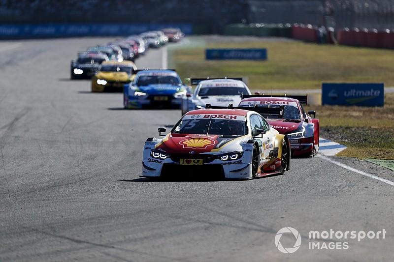 DTM-Finale Hockenheim 2018, Sonntag: Die Startaufstellung in Bildern