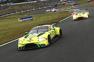 Aston Martin rules out GTLM-class Rolex 24 entry