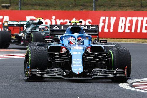 Grand Prix race results: Ocon wins wild Hungarian GP F1