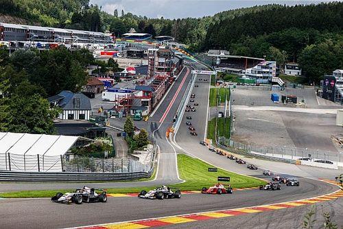 Fórmula Alpine: fin de semana de vacío para Vidales, Boya y Fluxá en Spa