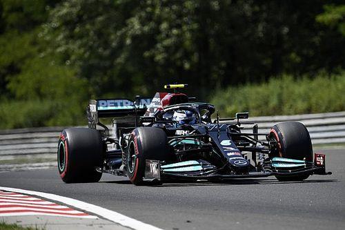 """Hongaarse hitte deert Mercedes niet: """"Staan er niet slecht voor"""""""