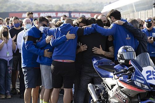 Motorcycle racing's steps to a safer future after its latest tragedy