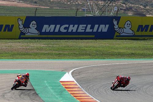 ミシュラン、MotoGPクラスのタイヤサプライヤーを2026年まで継続へ