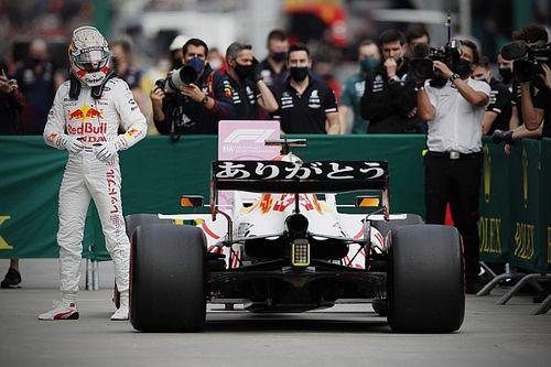 Verstappen: tercero era lo máximo que podíamos aspirar