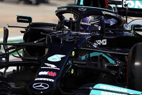 """Hamilton: """"Dobbiamo capitalizzare la penalità di Max"""""""