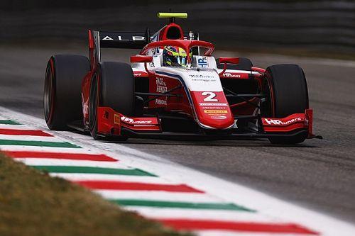 F2, Monza: Piastri c'è in Gara 3, Zhou limita i danni