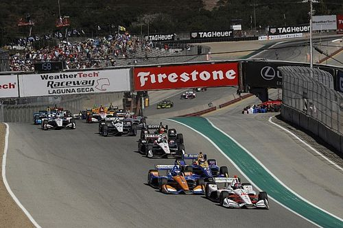 5 сдвоенных гонок, пустой сентябрь. IndyCar опубликовал новый календарь