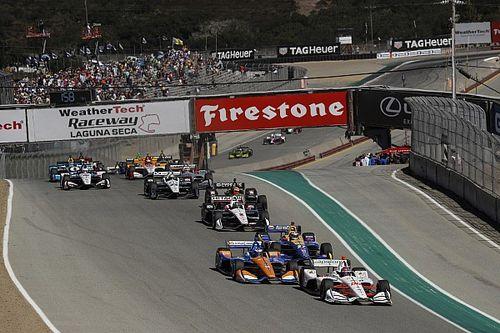 L'IndyCar confirme l'annulation de Portland et de Laguna Seca