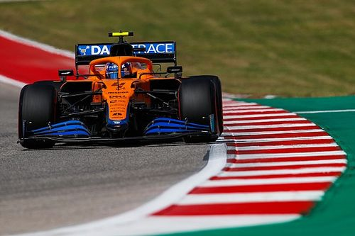 Norris: Azt hittük, a Ferrarik előtt leszünk
