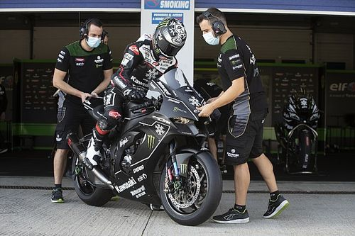 Bautista: Kawasaki treating WSBK like it's MotoGP