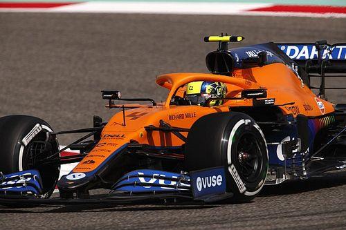 Норрис назвал слабое место McLaren, которое помешает команде в Имоле