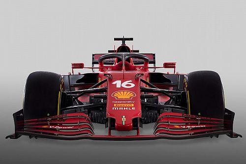 Filtrado el Ferrari F1 2021 por un error de programación