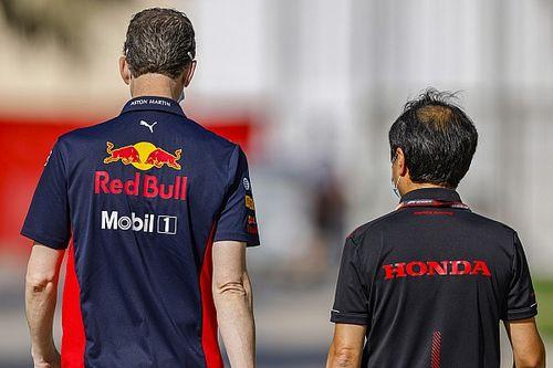 F1: Honda entregará à Red Bull motor de 2022 para correr em 2021