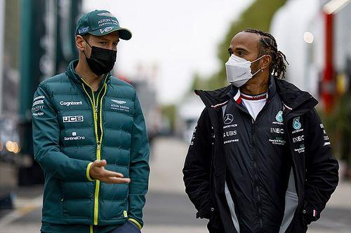 Hamilton: Rivaliteit met Vettel tot dusver mijn favoriet