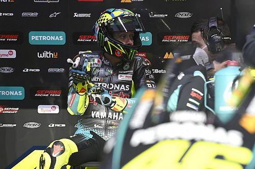 Rossi: akármit is próbáltunk, nincs tapadás a Yamahán