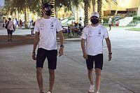 Mercedes: Sakhir não é batalha entre Russell e Bottas por vaga em 2022