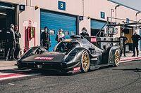 Glickenhaus 007 testet in Vallelunga: Le-Mans-Hypercar rollt