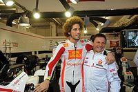 """Rossi: """"Gresini era un riferimento del paddock"""""""
