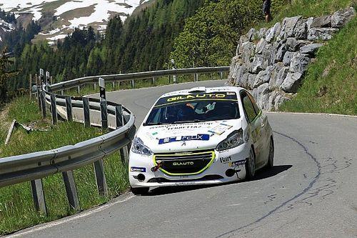 Trophée Michelin Suisse : Aurélien Devanthéry-Michaël Volluz au bout de l'effort !