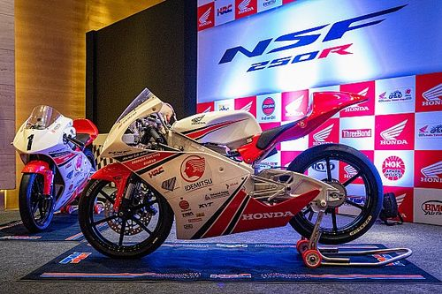 Honda launches Moto3 championship for India