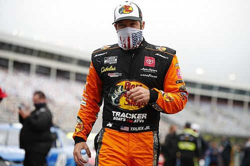 """""""We've not hit it right in a while,"""" admits Truex"""