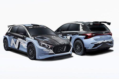 Hyundai zaprezentował i20 N Rally2
