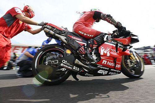 Ducati stelt rijderspresentatie uit voor Rossi en Petronas SRT