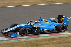 Маркелов стал 16-м на первых тестах Суперформулы