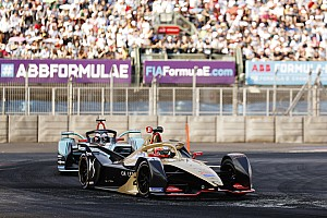 Piquet, Vergne at odds over red flag-inducing crash