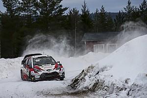 Fotogallery WRC: gli scatti più belli del Rally di Svezia 2019