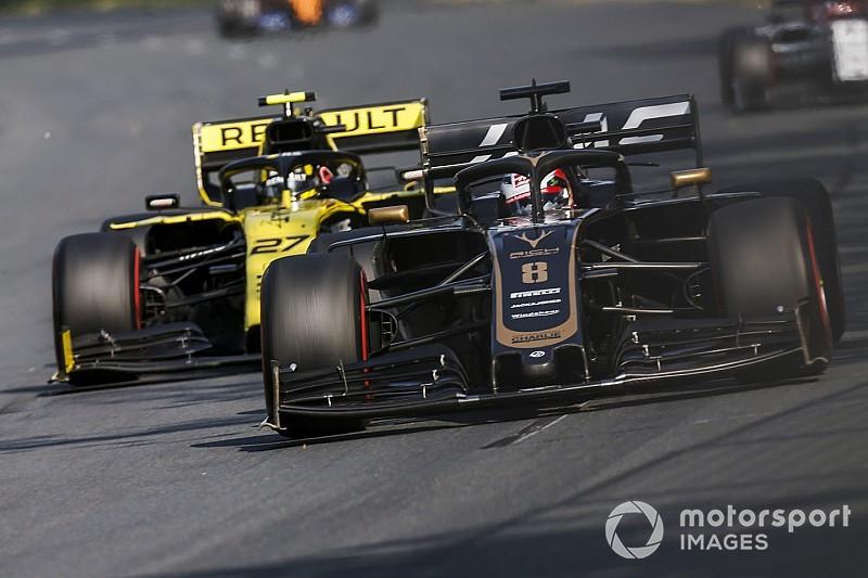 Grosjean: F1 cars now
