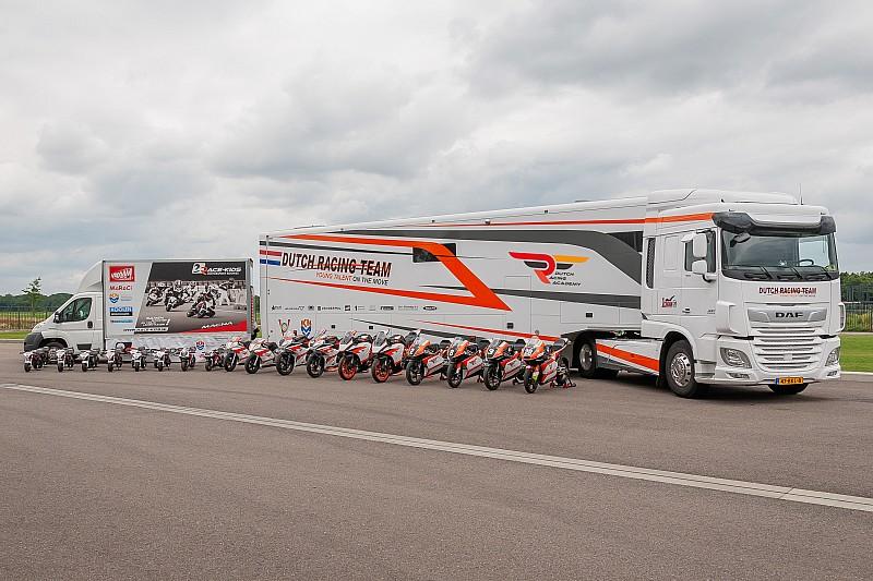 Dutch Racing Academy stoomt jong talent klaar voor het hoogste niveau