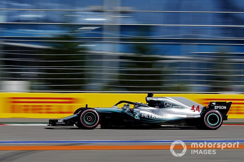 Live: Russian Grand Prix qualifying as it happens