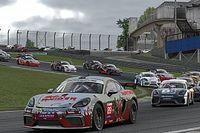 Felipe Iazzetti e Raphael De Leo vencem na abertura do Porsche Esports Sprint Challenge
