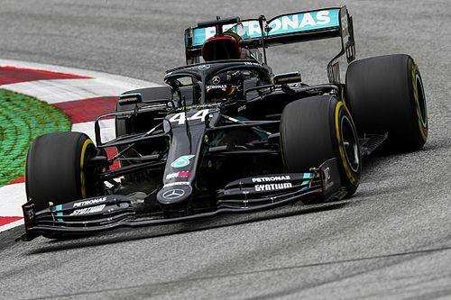 EL3 - Hamilton persiste, Verstappen se rapproche, Latifi dans le mur