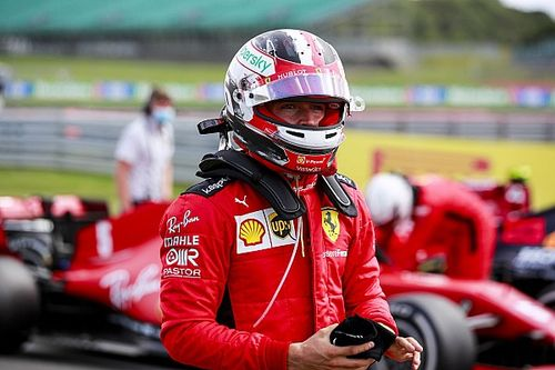 Анализ: как Леклер скрыл недостатки Ferrari и взял подиум