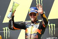Extraordinaria victoria de Binder en Brno