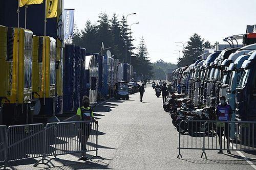 Un seul cas de COVID-19 confirmé en MotoGP