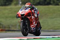 Bagnaia, Çek GP'de yarışamayacak